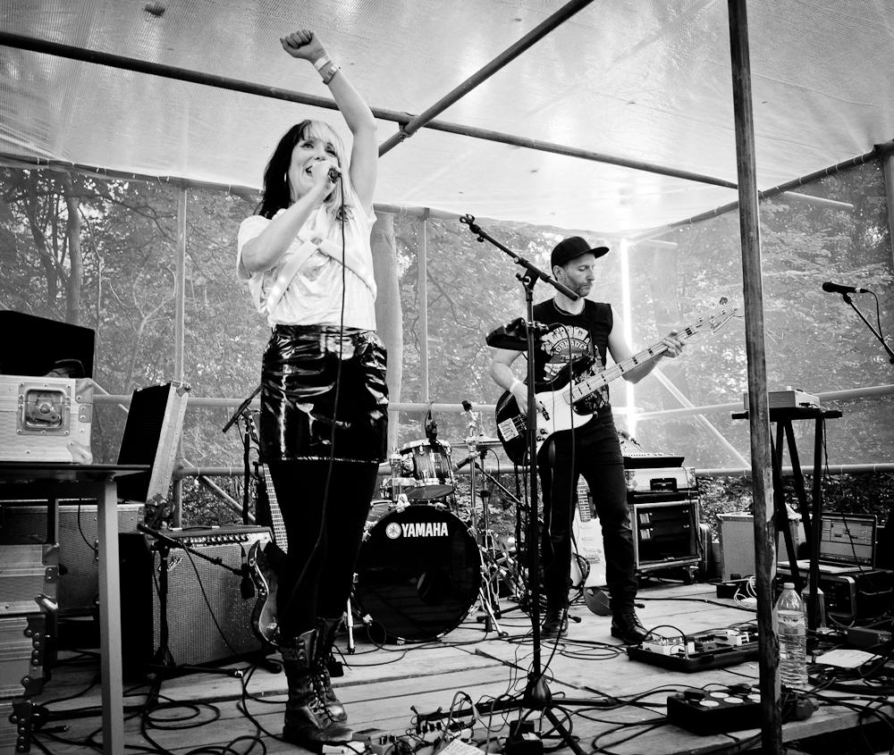 Feral Five Shuffle Festival London