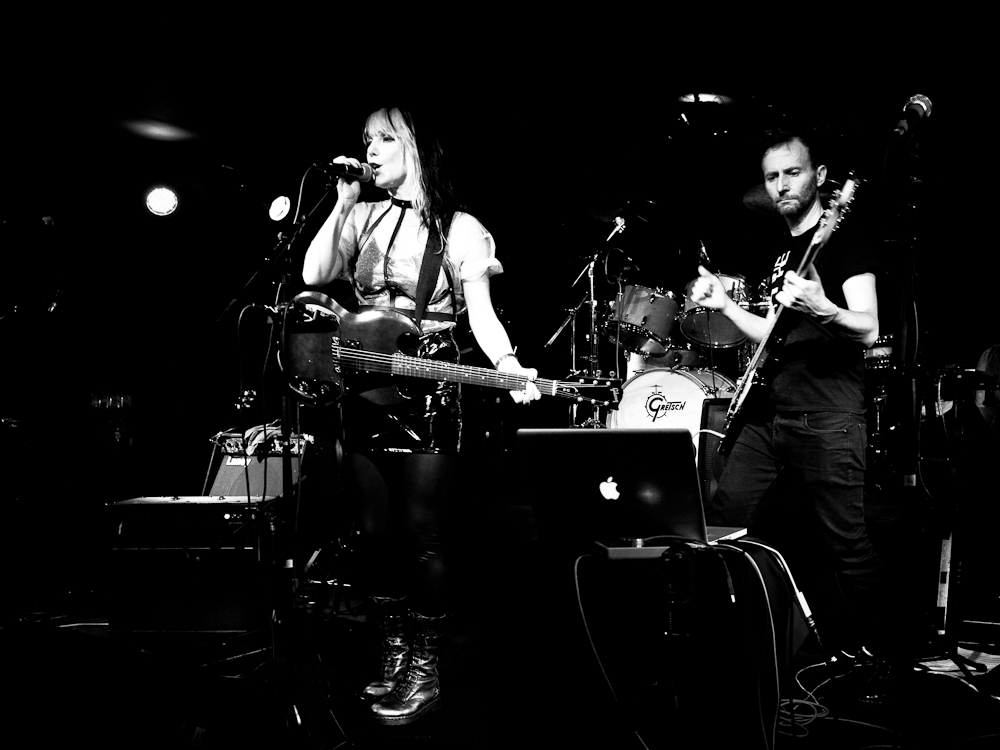 Feral Five Lewes Con Club supporting Shriekback, Kat Five, Terry Tyldesley