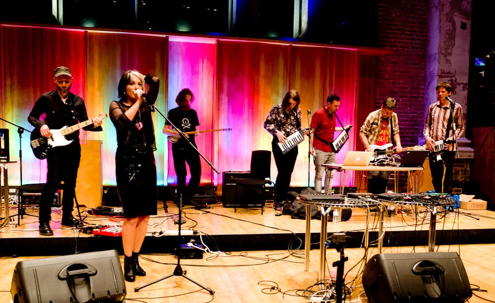 Feral Five Music Tech Fest London