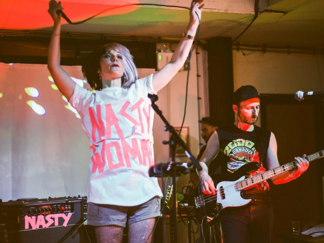 Feral Five Nasty Women UK Festival London