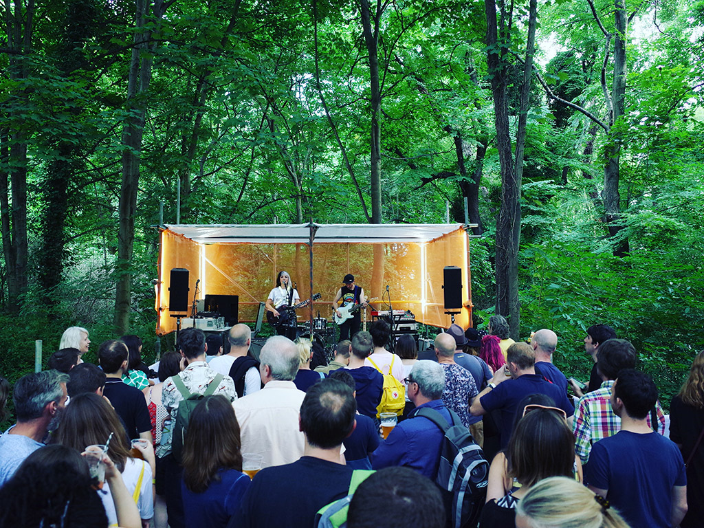 Feral Five at Shuffle Festival London