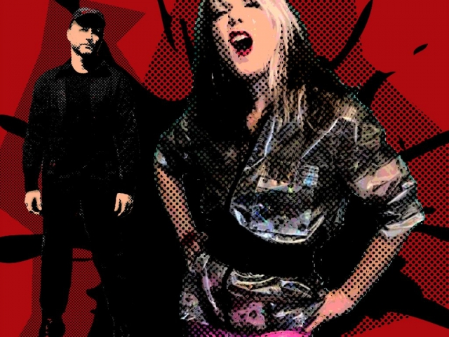 Feral Five, Get A Grip, band pic, new single, fierce,