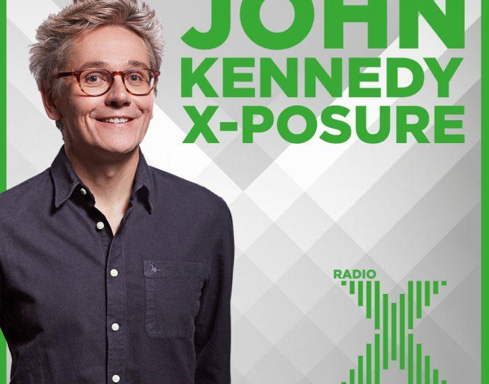 John Kennedy, Radio X, X-Posure, Premiere, Shake It, new release, single, Feral Five, festival, Cro Cro Land, London, Kent, band, producer