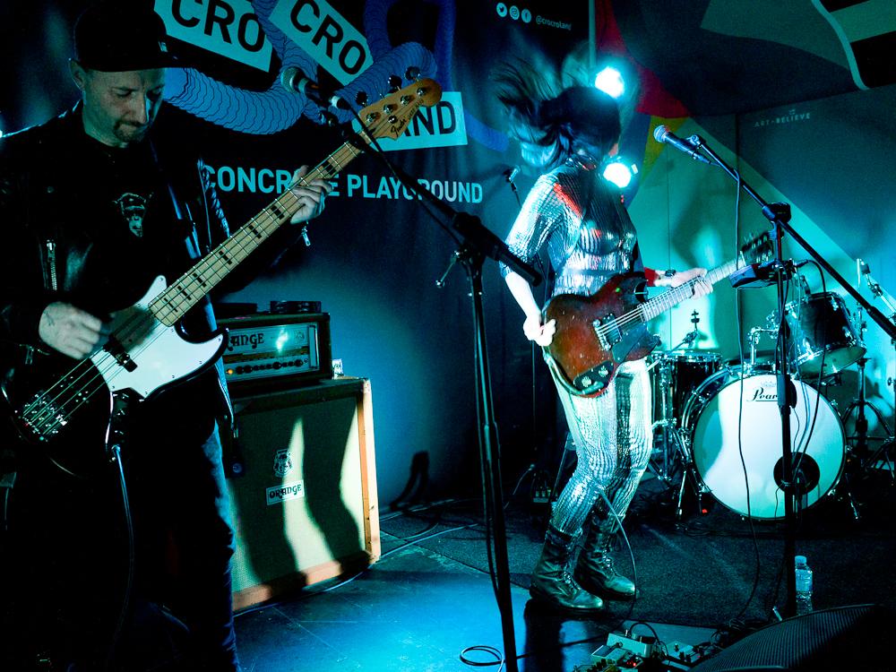 festival, live music, Cro Cro Land, electronica, electropunk, dance, punk, electro, guitar, bass
